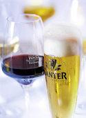Baden in Wein und Bier
