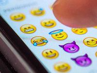 Darf ich meinem Chef Smileys und Emojis schicken?