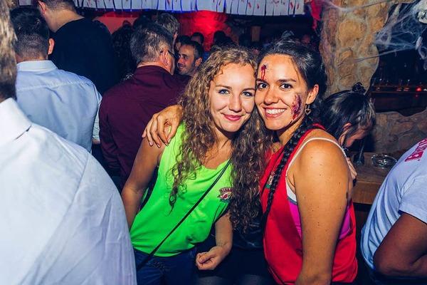 """Mallorca Closing Halloween Party"" im Heuboden Umkirch"