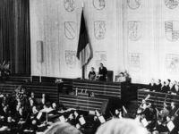 Wieso wurde Bonn Hauptstadt der Bundesrepublik?