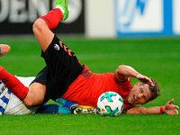 Florian Niederlechner bricht sich die Kniescheibe