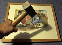 Kunst für Versteigerung gesucht