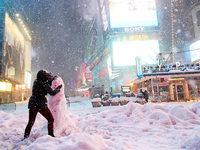 Kommen Kälte-Tiefs von der nordamerikanischen Ostküste immer auch zu uns?
