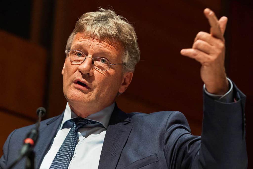 Trotz Kritik: AfD-Chef Meuthen wechselt ins Europaparlament