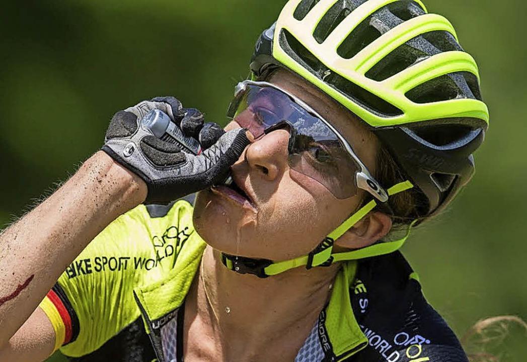 "Drei Tage lang an der Spitze: Adelheid...ppenrennen ""Wine2Whales"".   | Foto: sportograf"
