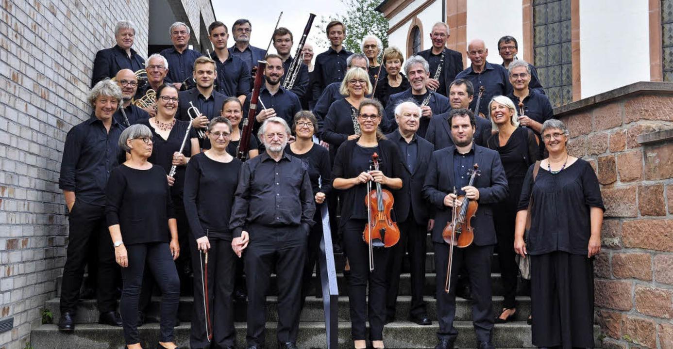 Das Kammerorchester Ettenheim  | Foto: Kammerorchester