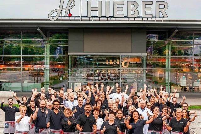 Durchstarten mit Hieber – Ein moderner Arbeitgeber mit Tradition