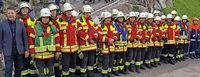 Neue Einsatzjacken für die Freiwillige Feuerwehr