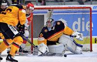 Deutsche Niederlage zum Auftakt des Deutschland-Cups