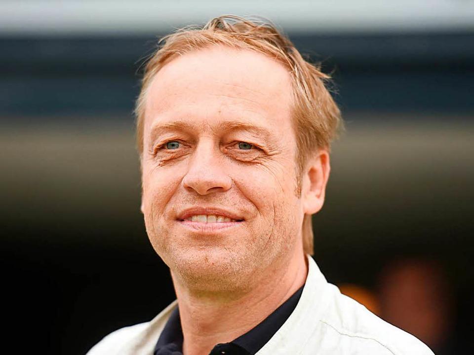 SC-Sportdirektor Klemens Hartenbach.  | Foto: Patrick Seeger