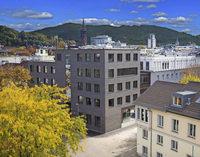 Neues Laborgebäude in der Freiburger City