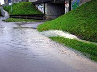 Schwörstadt: Starker Regen mit Folgen