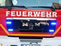 Tödlicher Brand in Achern – Mann stirbt