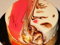 Mirror Glaze – Trendiges Torten-Tuning auf der Plaza Culinaria