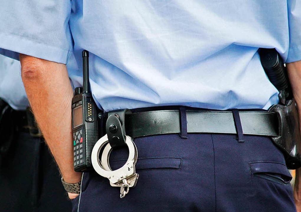 Ein 19-Jähriger handelte sich in Lörrach Ärger mit der Polizei ein (Symbolbild).  | Foto: pixabay