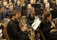 Konzert des Musikvereins Fessenbach in der Weingartenkirche Offenburg