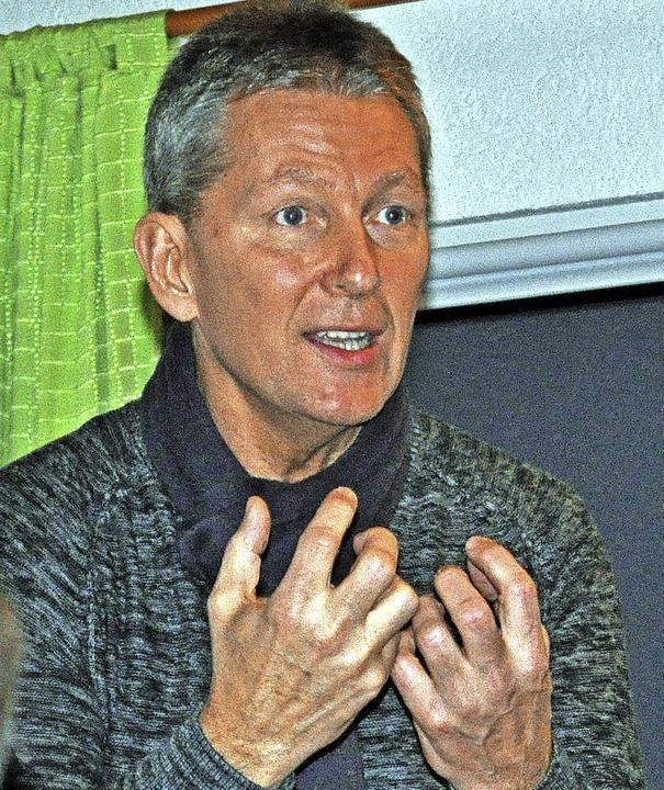 Frank Wormuth zu Gast beim FCN  | Foto: B. seger