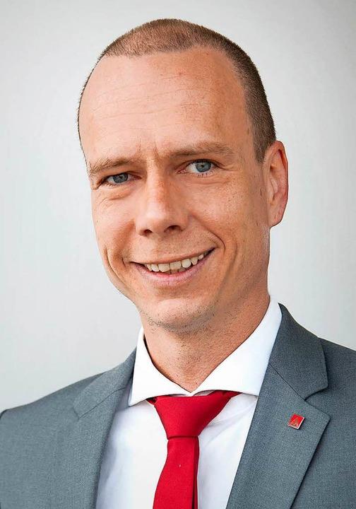 Marco Sprengler ist Geschäftsführer de...Lörrach und der IG Metall in Freiburg.  | Foto: Elisabeth Steffe