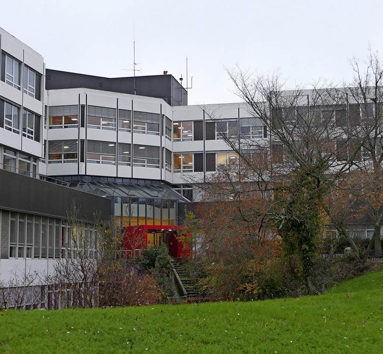 Ob der Campus ins Spitalgebäude kommt, ist noch unklar.   | Foto: Steudel