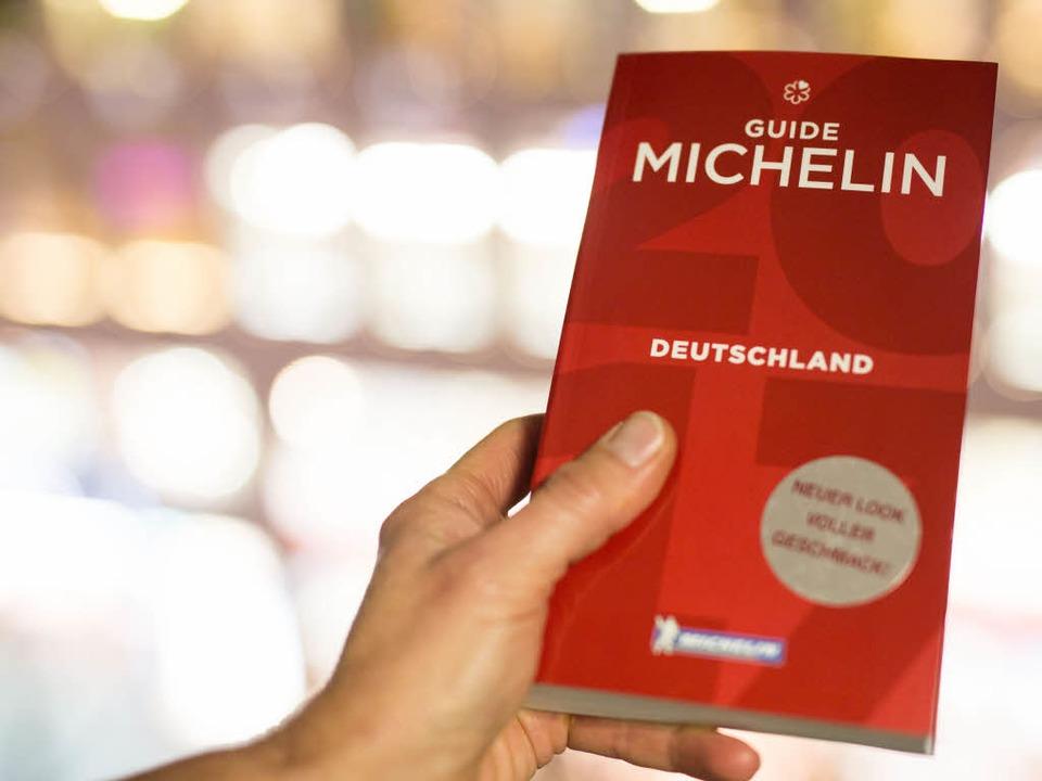 Ratgeber für Feinschmecker: Der neue Guide Michelin erscheint am 17. November.  | Foto: dpa
