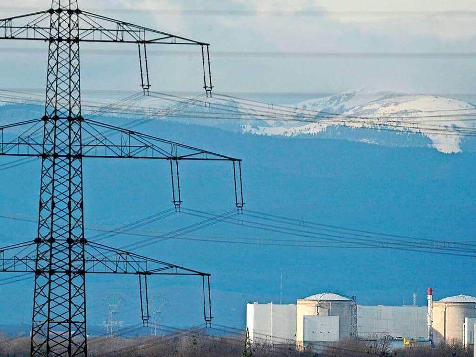 Wann wird der Fessenheimer Pannenmeiler vom Netz genommen?  | Foto: dpa