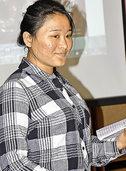 Au-pair-Mädchen erzählt von Nepal