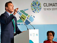 Bei der Weltklimakonferenz hält sich die USA zurück