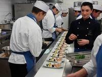 Einblicke in die Küche