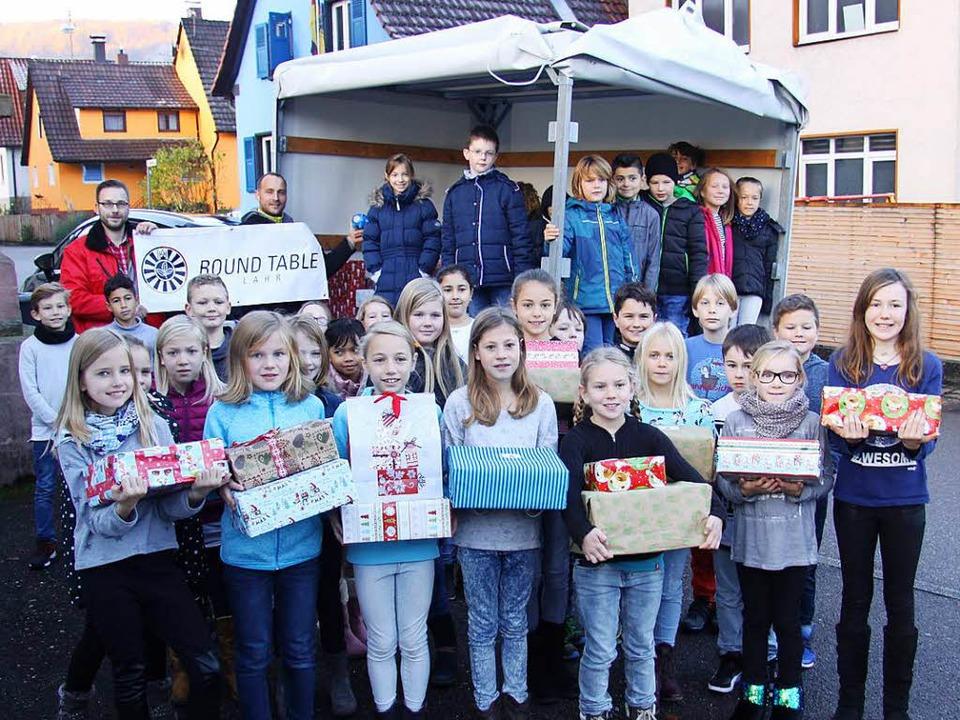 Weihnachtsgeschenke für Kinder in Osteuropa aus Lahr und Umgebung ...
