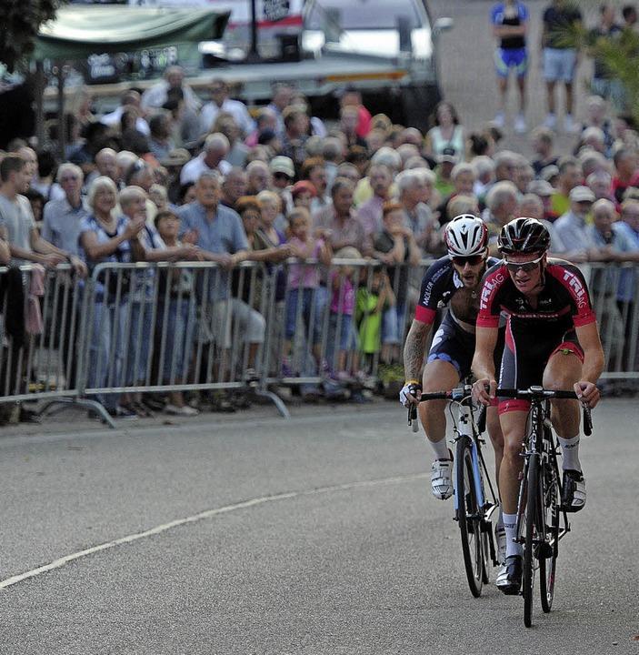 <BZ-FotoAnlauf>Radsport:</BZ-FotoAnlau...nnen der Racing Students ausgetragen.   | Foto:  Pressebüro Schaller