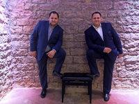 Aaron und Jerome Weiss in Herbolzheim-Tutschfelden