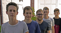Indie-Pop und Rock im Kursaal in Bad Säckingen