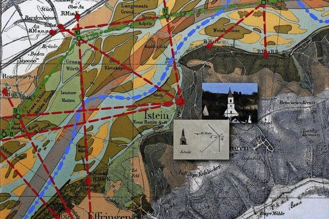 Ausstellung: Vor 200 Jahren wurde der Rhein im Dreiländereck begradigt