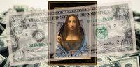 Eine männliche Mona Lisa?