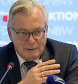 Bernd Gögel führt die AfD im Landtag