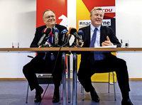 SPD und CDU einigen sich auf eine große Koalition