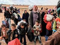 """Human Flow"" zeigt globale Fluchtbewegung"