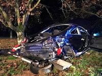 Zu schnell: 24-Jähriger rammt junge Autofahrerin frontal