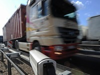 Polizei stoppt Lkw-Fahrer mit 3,2 Promille auf der A5