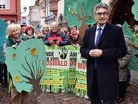 OB Salomon rückt in Freiburg von Mooswald-Bebauung ab