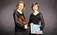 Annette Rehberger und Marjana Plotkina zu Gast in Obereggenen