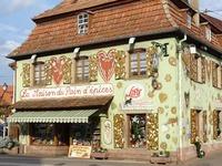 Ein Besuch im Lebkuchen-Dorf Gertwiller im Elsass