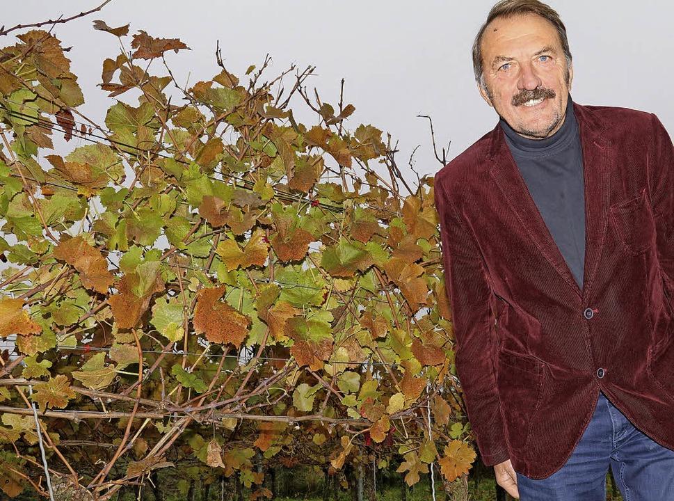 Norbert Weberehemaliger Präsident Deut...ngenTräger Adolph Blankenhorn Medaille  | Foto: Otto Schnekenburger