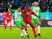 Fotos: VfL Wolfsburg – SC Freiburg 3:1