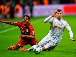 Leverkusen und Leipzig trennen sich unentschieden