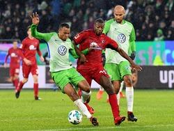Bilder zum Spiel: SC Freiburg unterliegt Wolfsburg mit 1:3