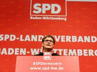 SPD-Landeschefin Breymaier weist Kritiker in die Schranken