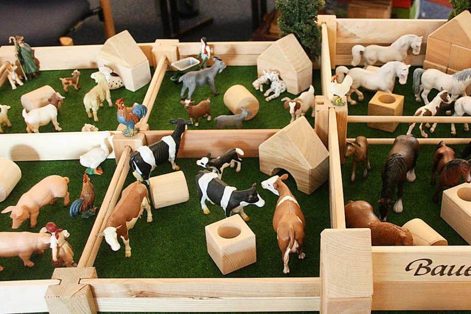 Große und kleine Tiere suchen ein neues Zuhause. (Foto: Hans Jürgen Kugler)