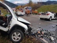 Mann stirbt bei Unfall auf der B31 bei Himmelreich