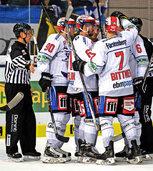 Schwenningen besiegt Bremerhaven mit 5:2